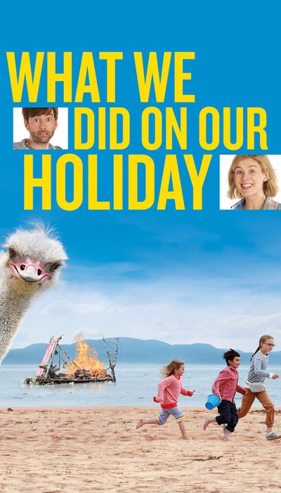 What We Did on Our Holiday movie