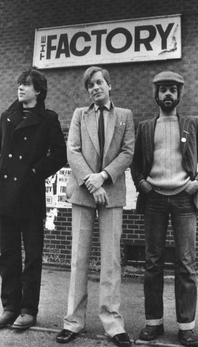 Factory: Manchester from Joy Division to Happy Mondays movie