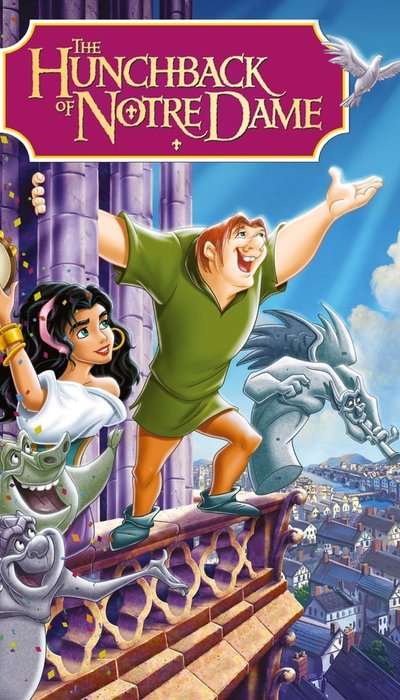 The Hunchback of Notre Dame movie