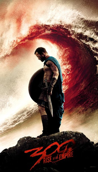 300: Rise of an Empire movie