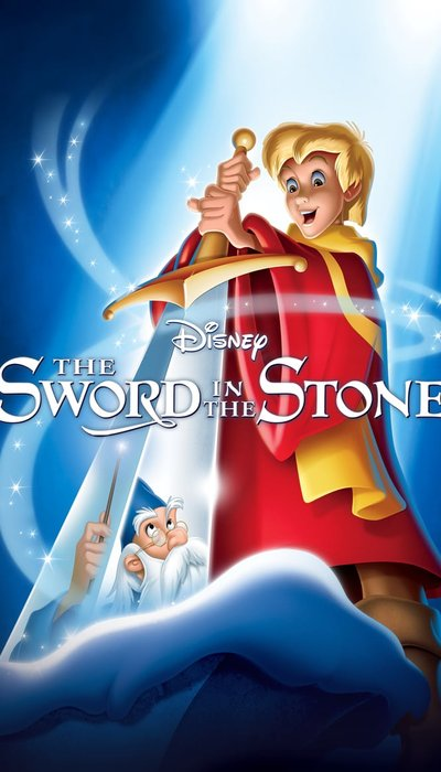 The Sword in the Stone movie