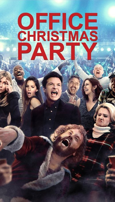 Office Christmas Party movie