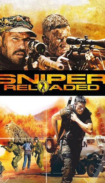 Sniper: Reloaded movie