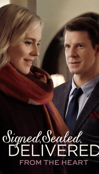 Signed, Sealed, Delivered: From the Heart movie