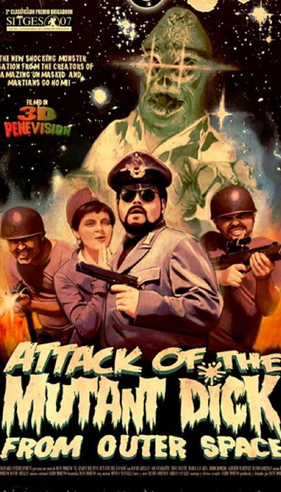 Attack of the Mutant Dick from Outer Space movie