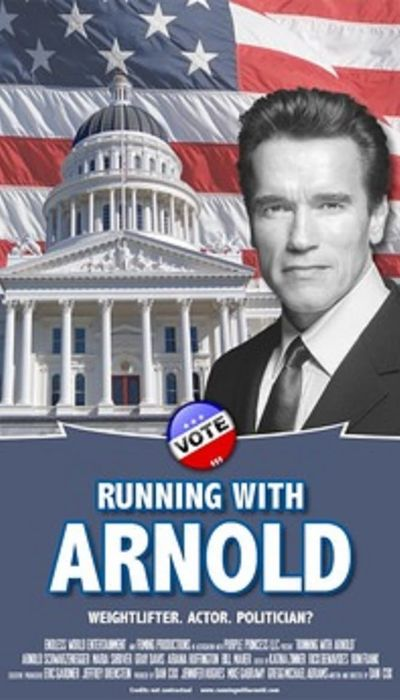 Running with Arnold movie