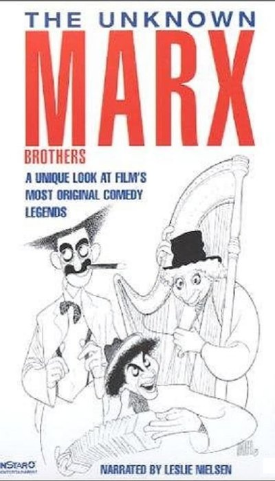 The Unknown Marx Brothers movie