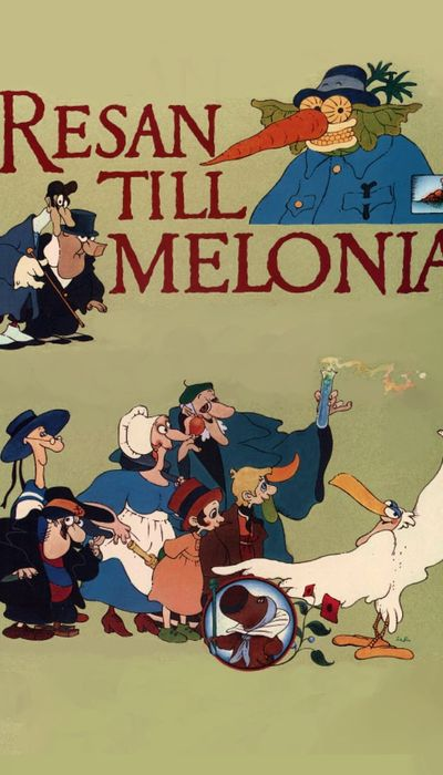 The Journey to Melonia movie