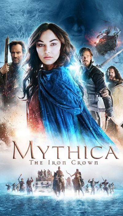 Mythica: The Iron Crown movie