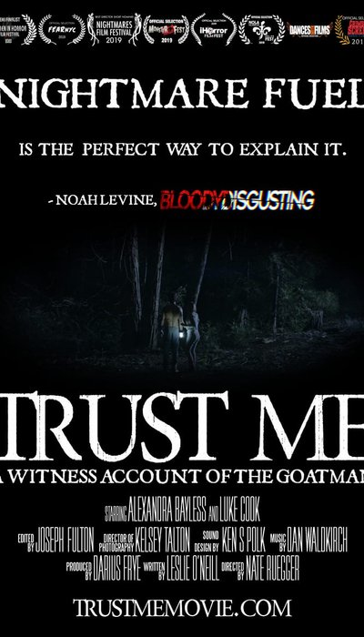 Trust Me: A Witness Account of The Goatman movie