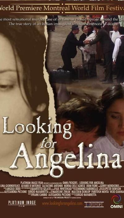 Looking for Angelina movie