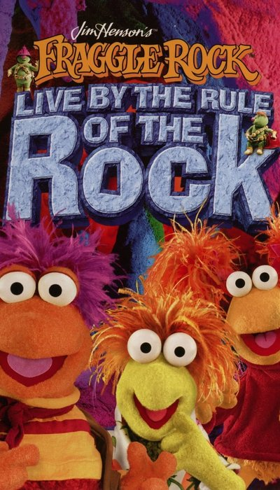 Fraggle Rock - Live By the Rule of the Rock movie