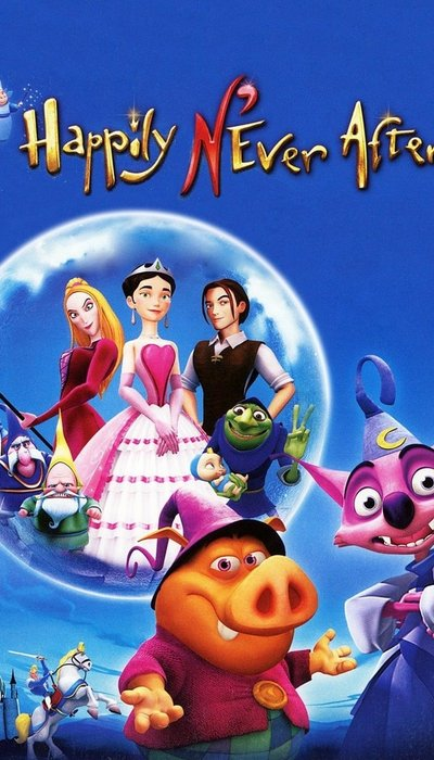 Happily N'Ever After movie