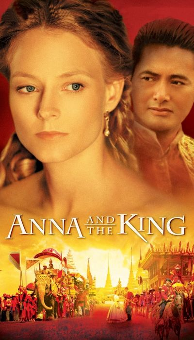 Anna and the King movie