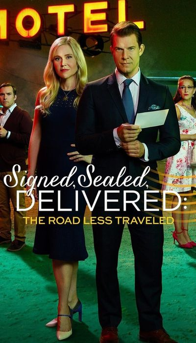 Signed, Sealed, Delivered: The Road Less Traveled movie
