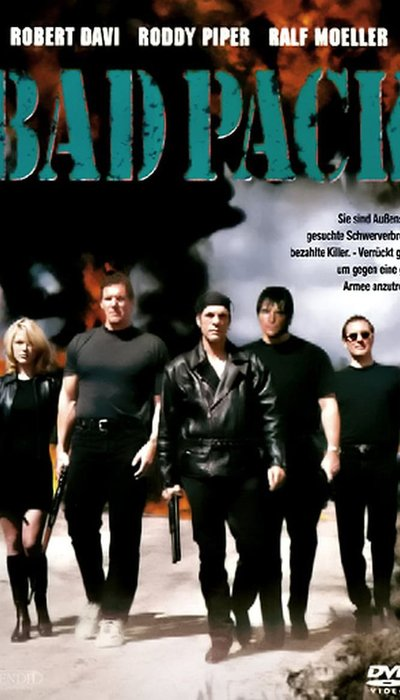 The Bad Pack movie