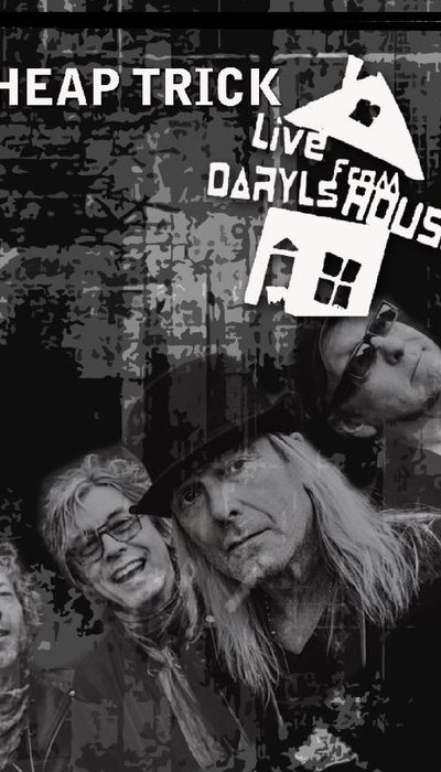 Cheap Trick: Live from Daryl's House movie