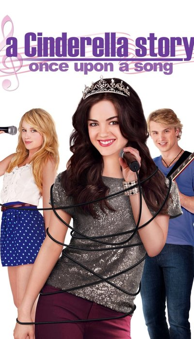 A Cinderella Story: Once Upon a Song movie