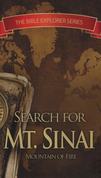 The Search for the Real Mt. Sinai movie