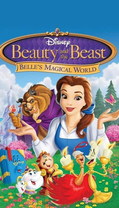 Belle's Magical World movie