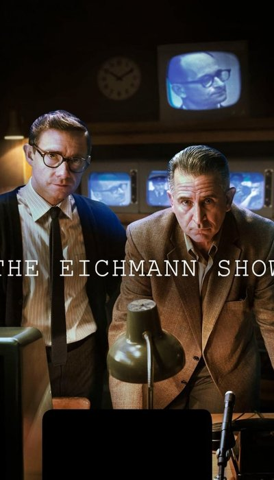 The Eichmann Show movie