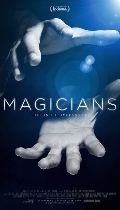 Magicians: Life in the Impossible movie