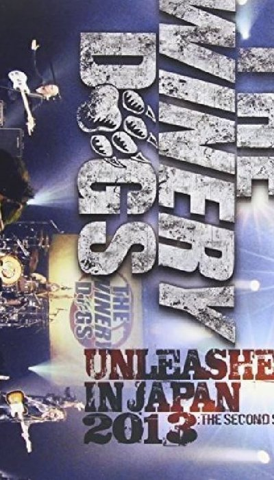 The Winery Dogs - Unleashed in Japan movie
