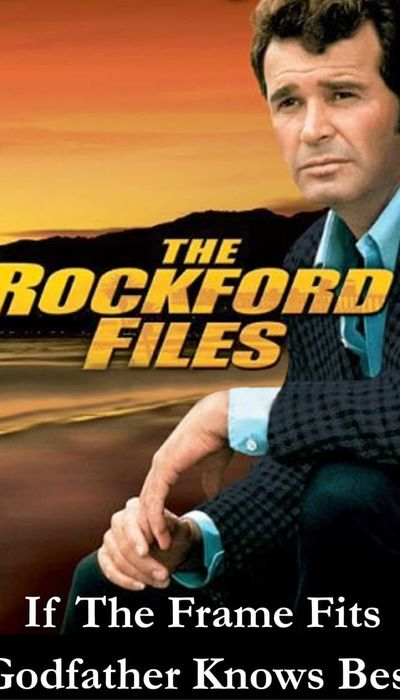 The Rockford Files: Godfather Knows Best movie