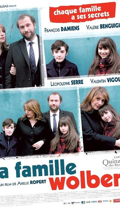 The Wolberg Family movie