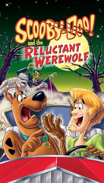 Scooby-Doo! and the Reluctant Werewolf movie