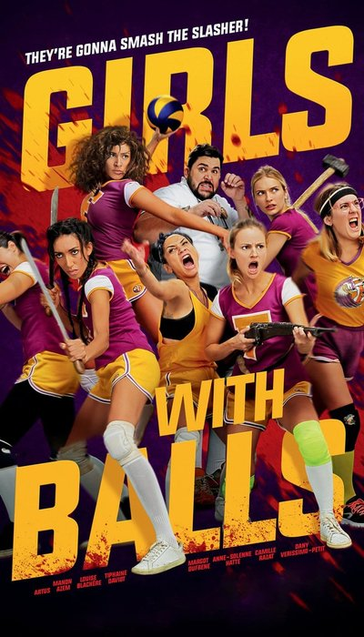 Girls with Balls movie