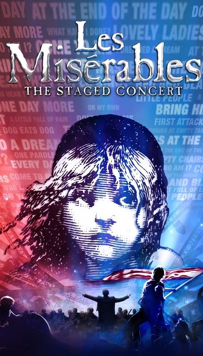Les Misérables: The Staged Concert movie
