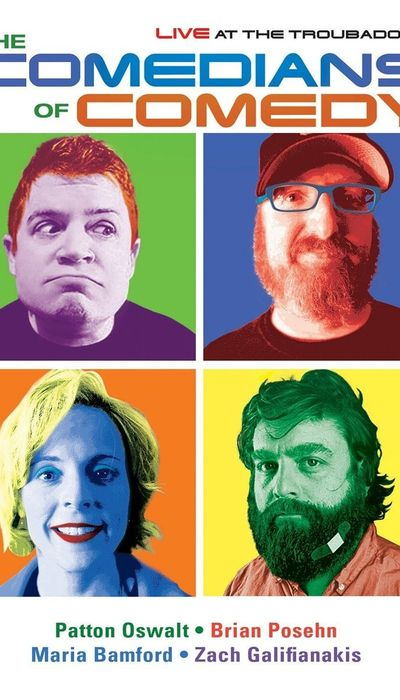 The Comedians of Comedy: Live at The Troubadour movie