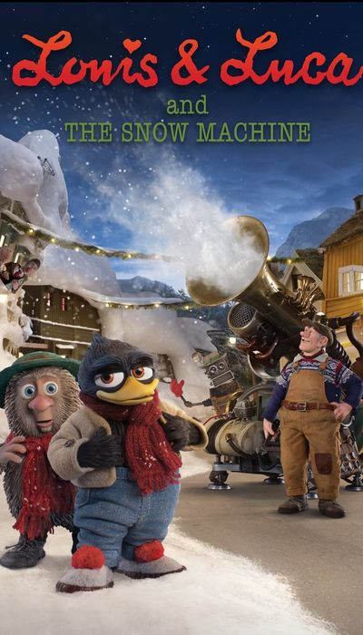 Louis & Luca and the Snow Machine movie