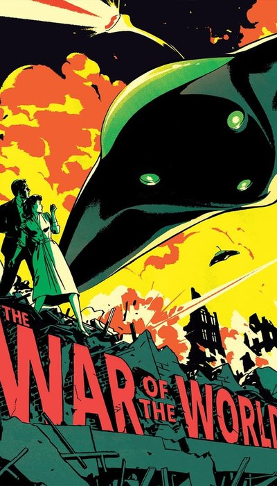 The War of the Worlds movie