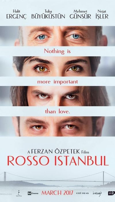 Red Istanbul movie
