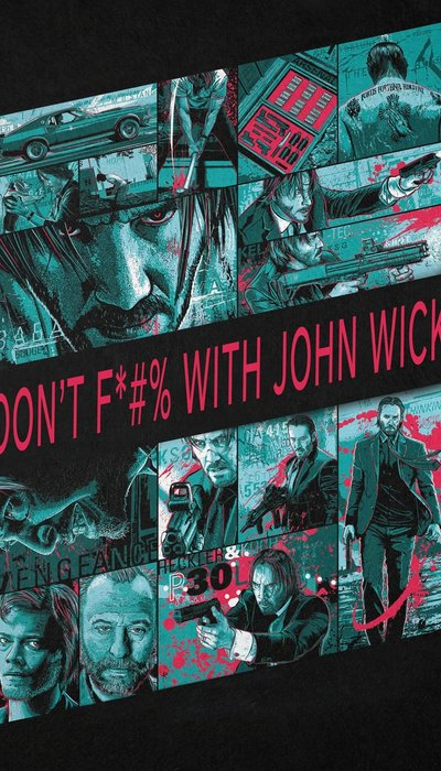 Don't F*#% With John Wick movie