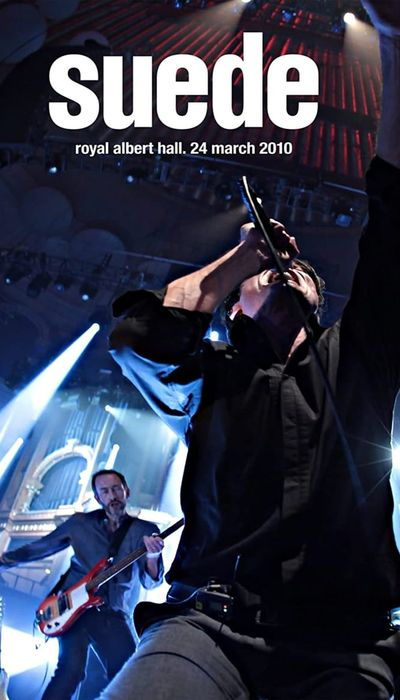 Suede - Live at the Royal Albert Hall movie