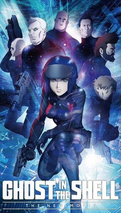 Ghost in the Shell: The New Movie movie