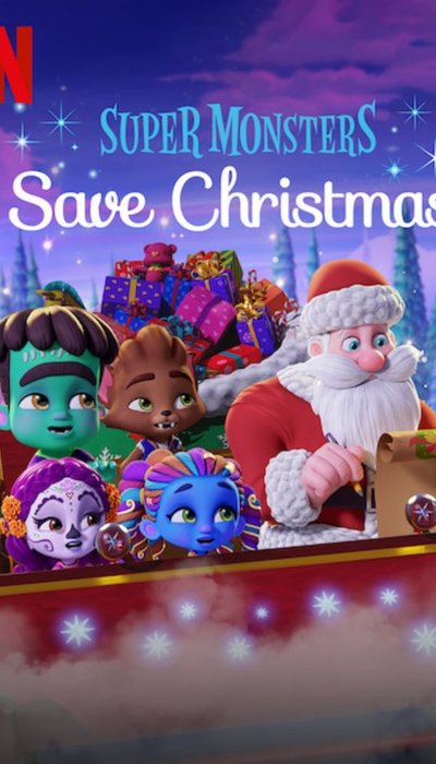 Super Monsters Save Christmas movie