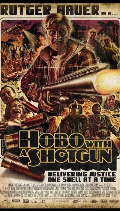 Hobo with a Shotgun movie