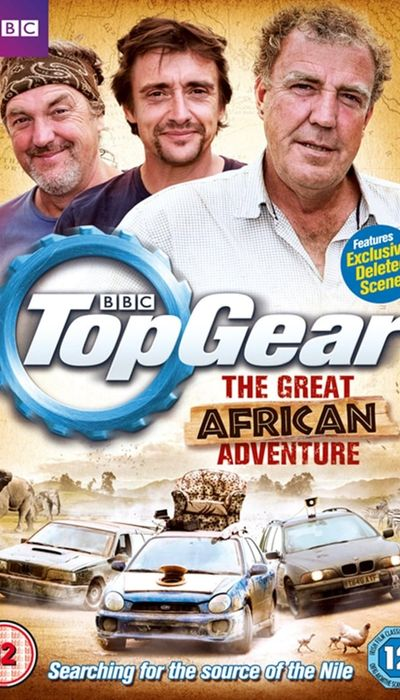 Top Gear: The Great African Adventure movie