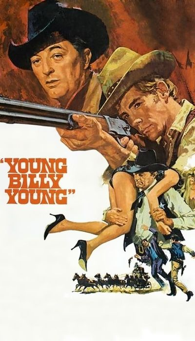 Young Billy Young movie