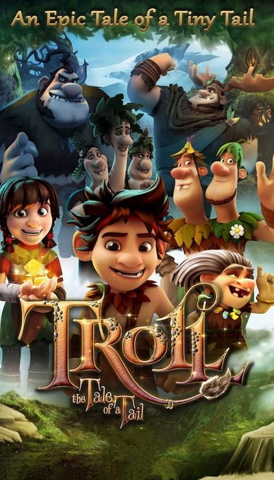 Troll: The Tale of a Tail movie