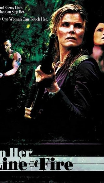In Her Line of Fire movie