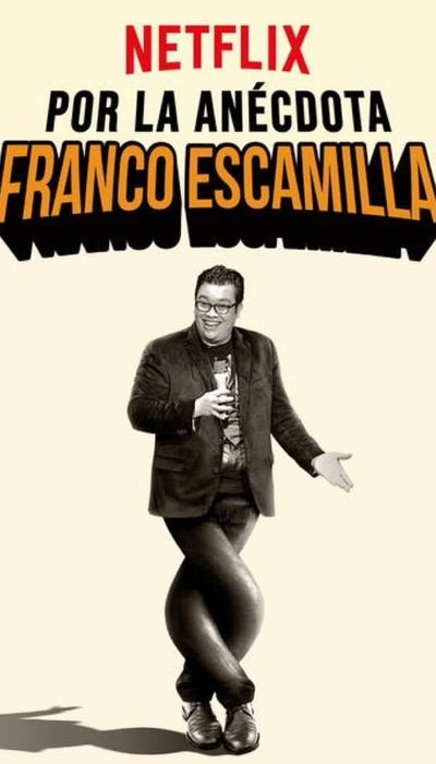 Franco Escamilla: For the Anecdote movie