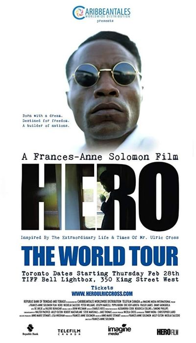 HERO Inspired by the Extraordinary Life & Times of Mr. Ulric Cross movie