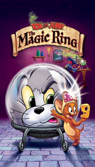 Tom and Jerry: The Magic Ring movie