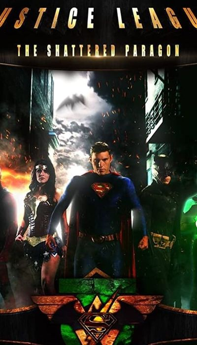 Justice League: The Shattered Paragon movie