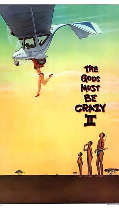 The Gods Must Be Crazy II movie